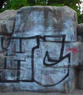 die mit dem Sloper, Volkspark Berlin